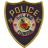 DeLand Police Department Badge