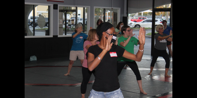 Image for Women's Self Defense Class a Great Success